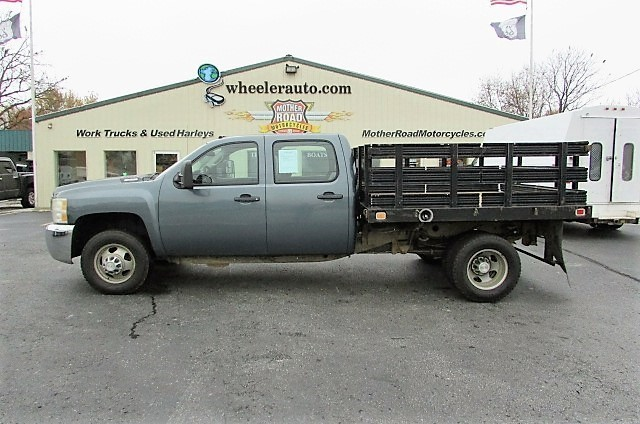 2008 Chevrolet C3500  Stake Bed