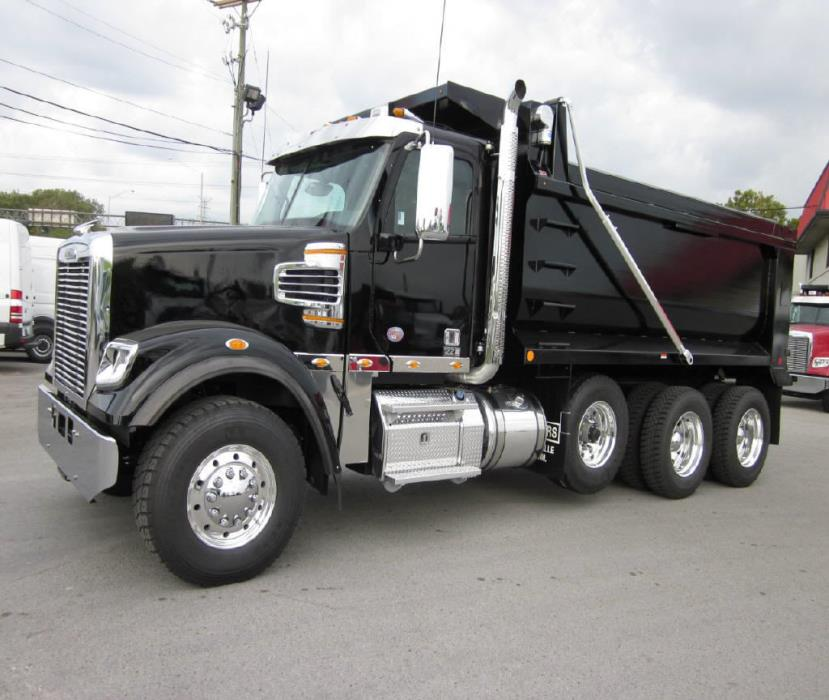 2017 Freightliner 122 Sd Dump Truck