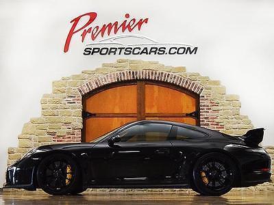2015 Porsche 911 Only 7100 Miles, Ceramic Brakes, Navigation, Carbon Interior Pkg, MSRP $161,000