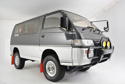 1991 Mitsubishi Delica 4WD Diesel Manual 1991 Mitsubishi Delica 4WD Diesel Manual 83,400 Miles Van 2.5 Manual