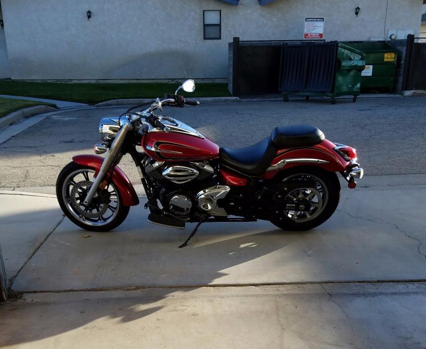 Yamaha v star motorcycles for sale in lancaster california for Yamaha dealer lancaster pa