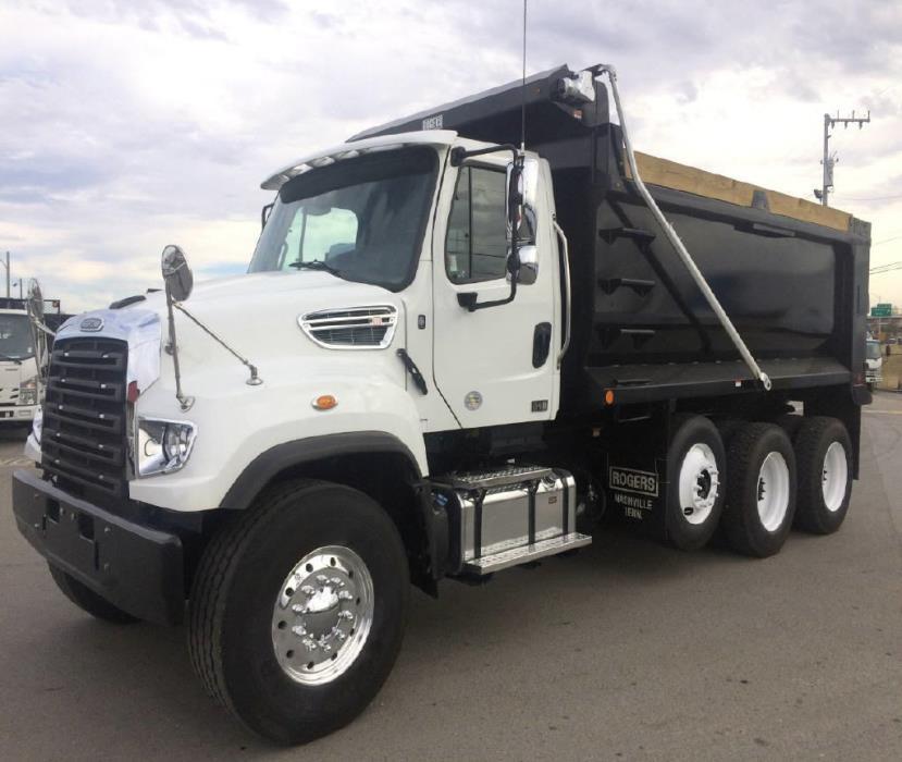 2015 Freightliner 114 Sd Dump Truck