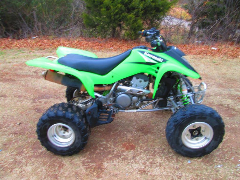 2006 Kawasaki Kfx400 Motorcycles for sale