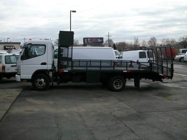2008 Mitsubishi Fuso Fe83d Utility Truck - Service Truck