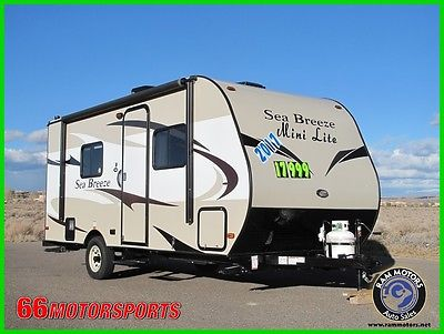 NEW 2017 SEA BREEZE 16RB LOADED AND READY FOR CAMPING!!