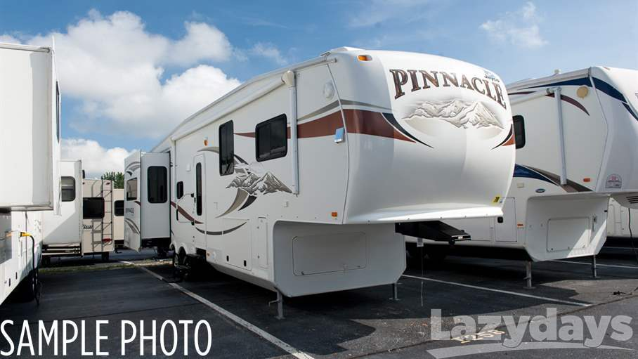2011 Jayco Pinnacle 36REQS