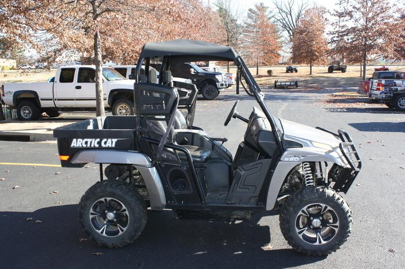 2013 Arctic Cat Prowler 550 XT