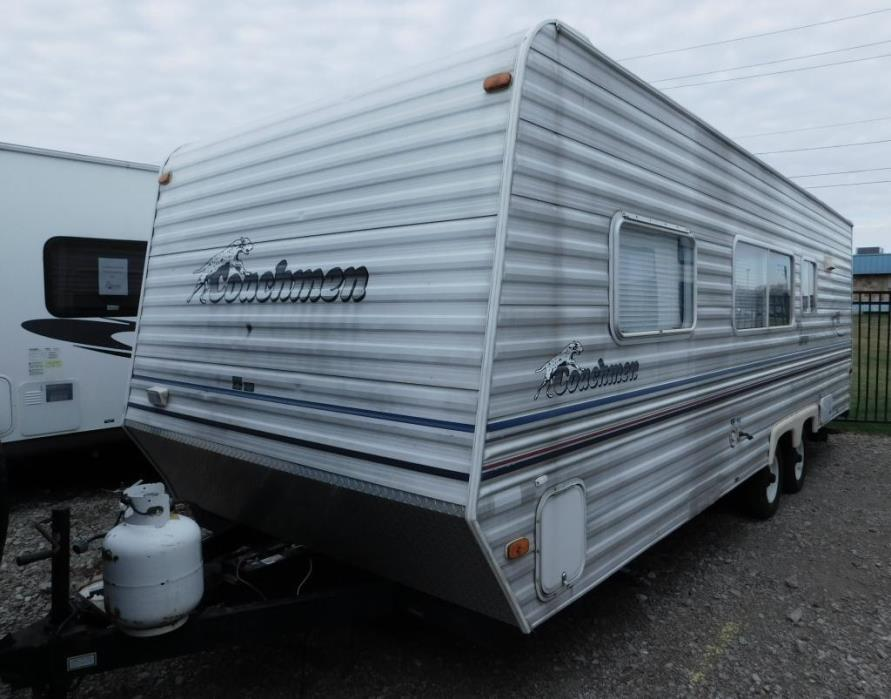 2002 Coachmen Catalina 249QB
