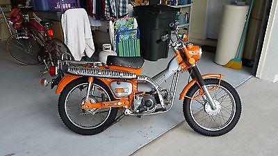 1974 Honda CT  1974 trail 90 original owner