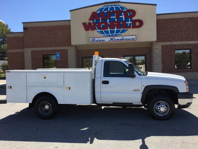 2007 Chevrolet Silverado 3500 Classic Utility Truck - Service Truck