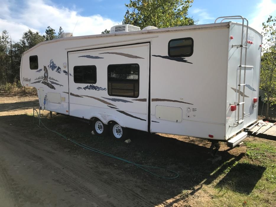 Forest River Wildcat 29bhbp Rvs For Sale