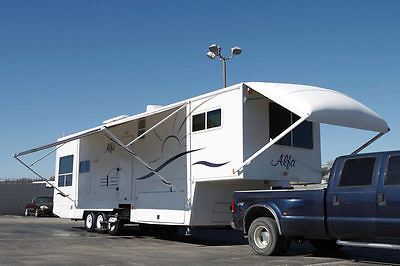 2005 Alfa See-Ya 35RL 36' Fifth Wheel, 2-Slides, Super Clean, Must See!
