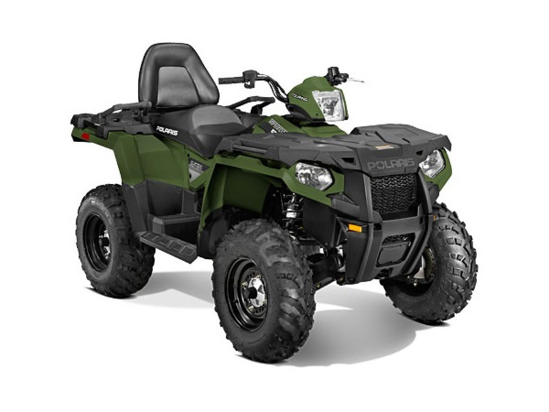 2015 Polaris Sportsman Touring 570 Sage Green