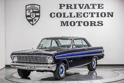 1964 Ford Falcon  1964 Ford Falcon Spirit Well Kept Restored Stunning Condition