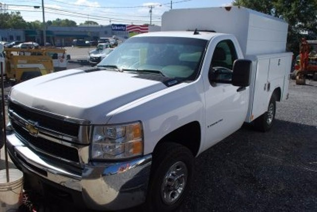 2009 Chevrolet C2500 Utility Truck - Service Truck