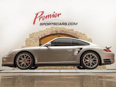 2009 Porsche 911 2009 Porsche 911 Turbo 6 Speed Manual, Only 12,000 Miles