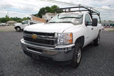 2011 Chevrolet C2500 Utility Truck - Service Truck