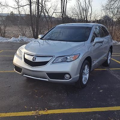 2014 Acura RDX TECHNOLOGY PACKAGE 2014 Acura RDX TECHNOLOGY 4-Door 3.5L