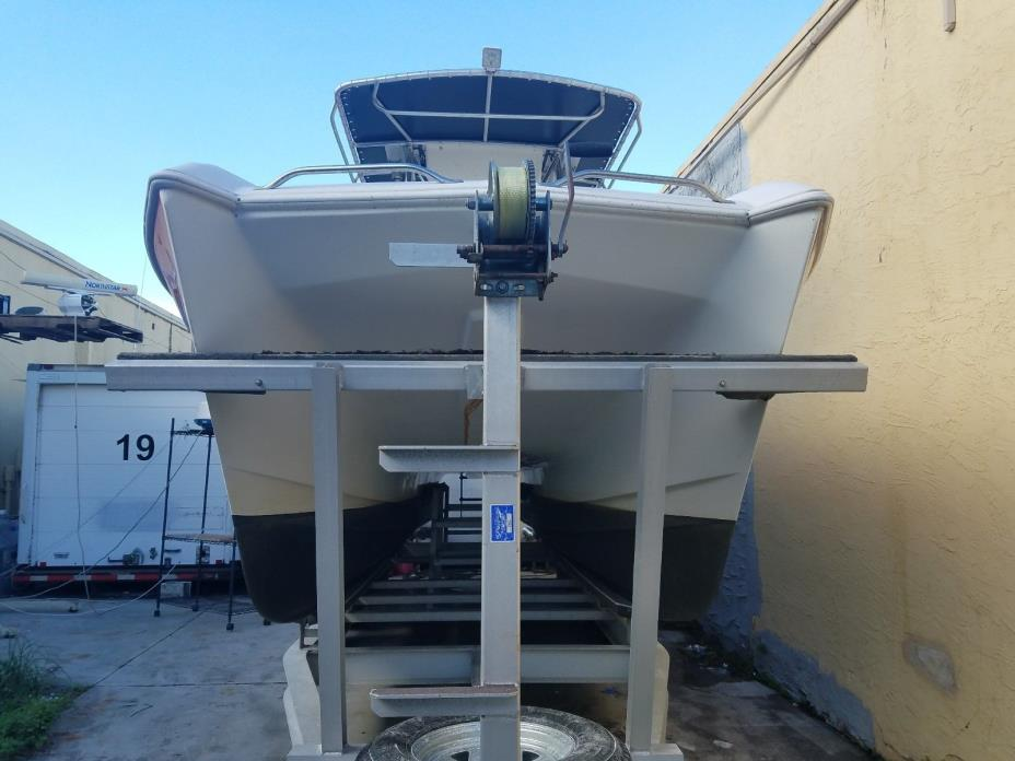 1997/2002 Glacier Bay 260 Canyon Runner OFFSHORE READY w/Trailer - 100% Working