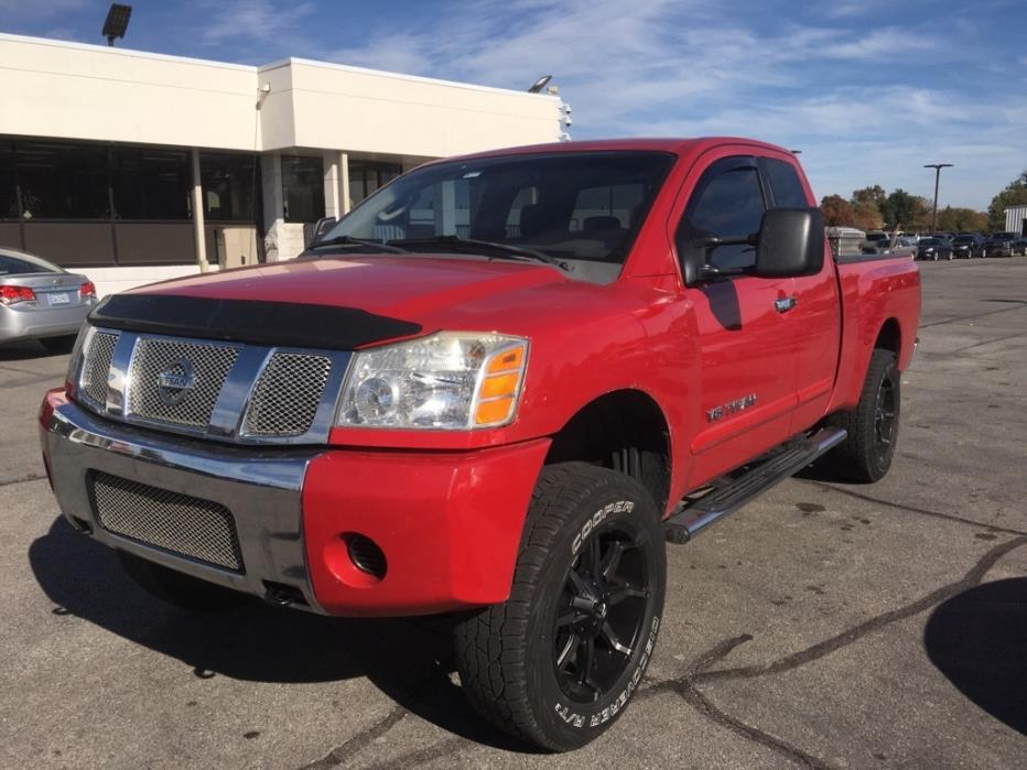 Nissan Titan 2007 Cars for sale
