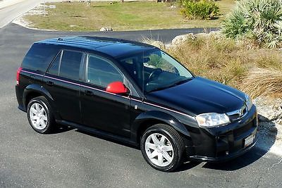 2007 Saturn Vue Redline Edt. Florida/Texas~Carfax~No Accidents!! Rust & Smoke Free~Leather~Sunroof~Automatic~Accents~Fully Serviced~Rare~Equinox