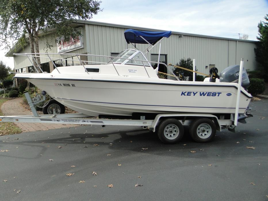 2007 Key West Boats, Inc 2020 WA