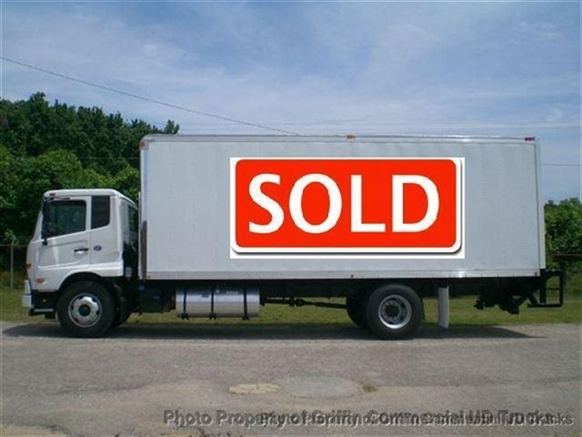 2012 Ud Ud2600 Brand New Truck!! Non Cdl 26,000   Box Truck - Straight Truck