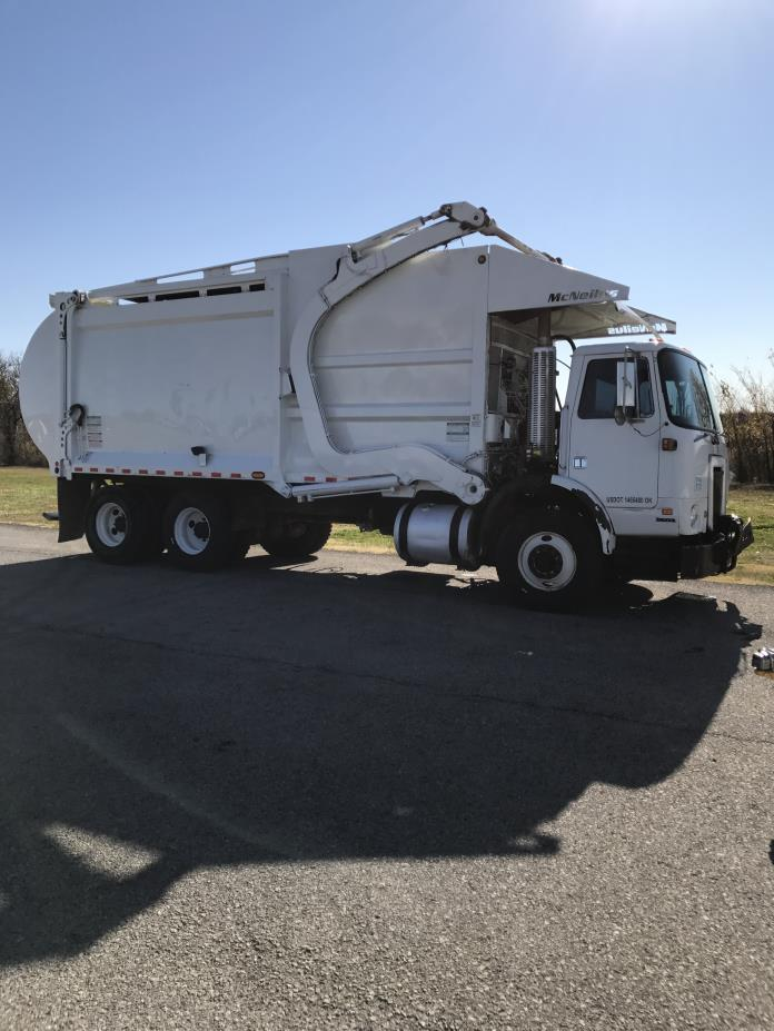 2005 Autocar Wx62d Garbage Truck