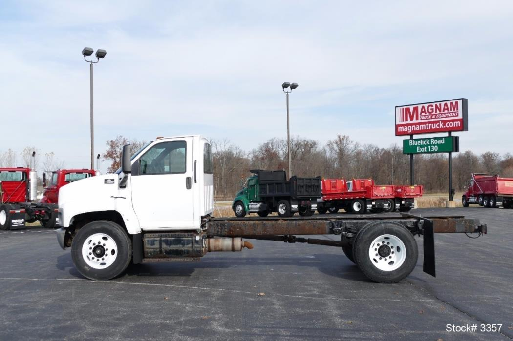 2005 Chevrolet C6500  Cab Chassis