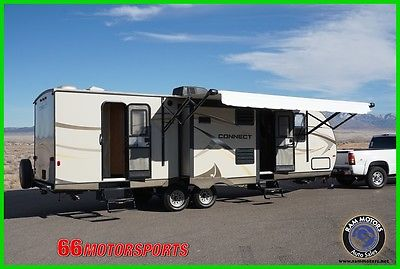 2014 KZ Spree Connect C290IKS TRAVEL TRAILER, ISLAND KITCHEN,BUNK HOUSE