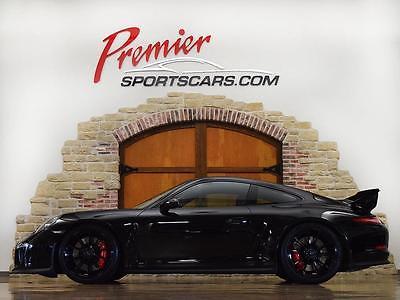 2015 Porsche 911 GT3 Front Lift, Navigation, Adaptive Sport Seats, No track time..