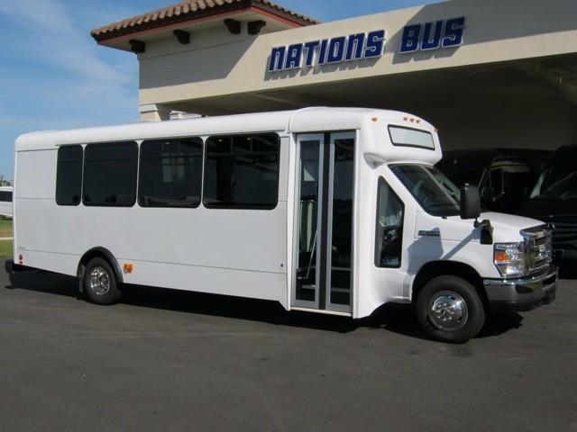 2017 Champion Challenger 270  Bus
