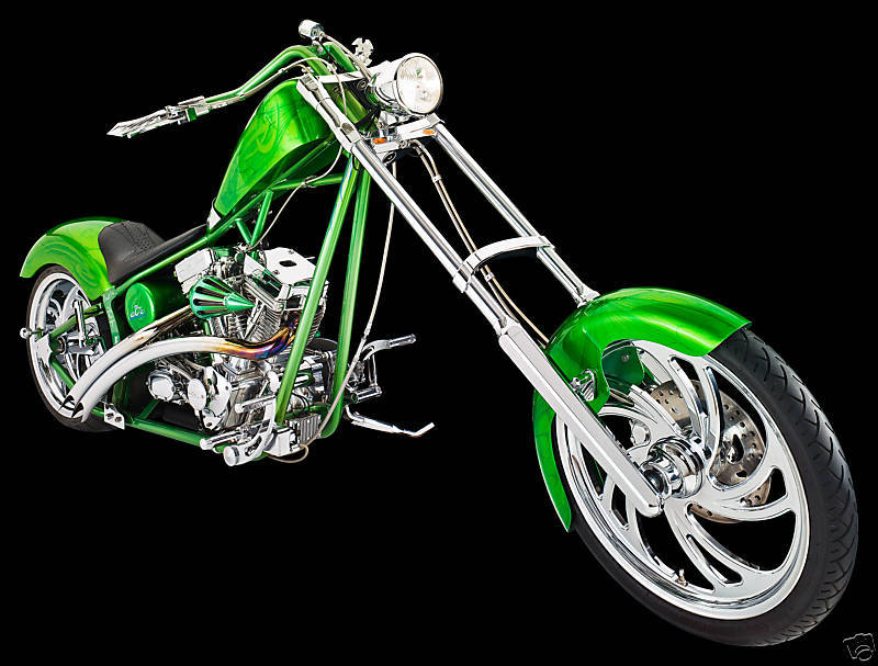 Orange County Choppers motorcycles for sale