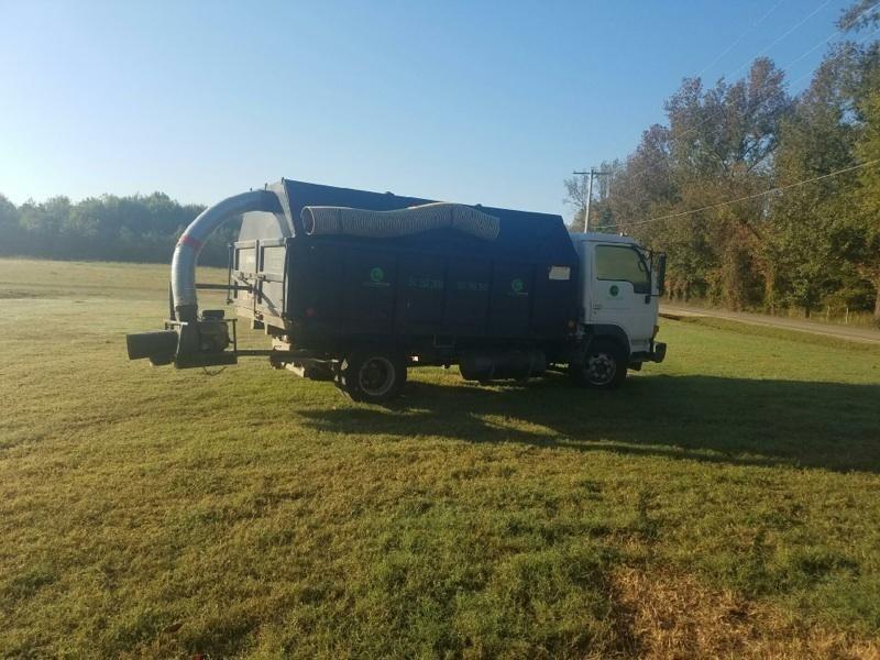 1998 Ud 1400 Landscape Truck