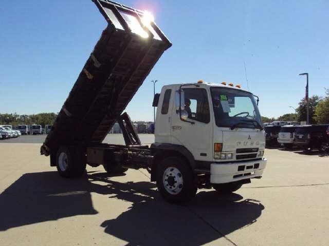 2006 Mitsubishi Fm260 Dump Truck