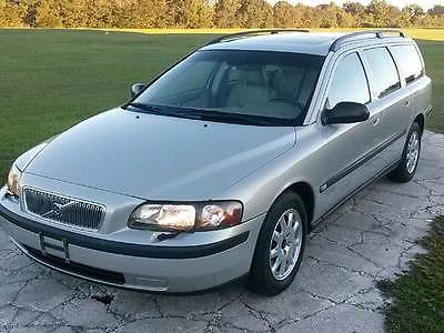 2003 Volvo V70 2.4L 03 VOLVO V70, ONLY 77K MILES, LEATHER, AUTOMATIC, SUNROOF, NICE