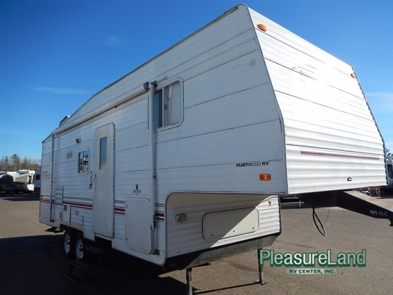 2001 Fleetwood Rv Terry 265H