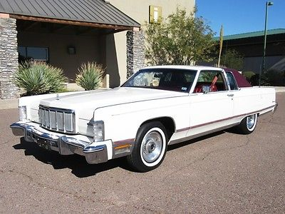 1976 Lincoln Continental Town Coupe 1976 Lincoln Continental Town Coupe - Only 6K Original Miles - All Original!!