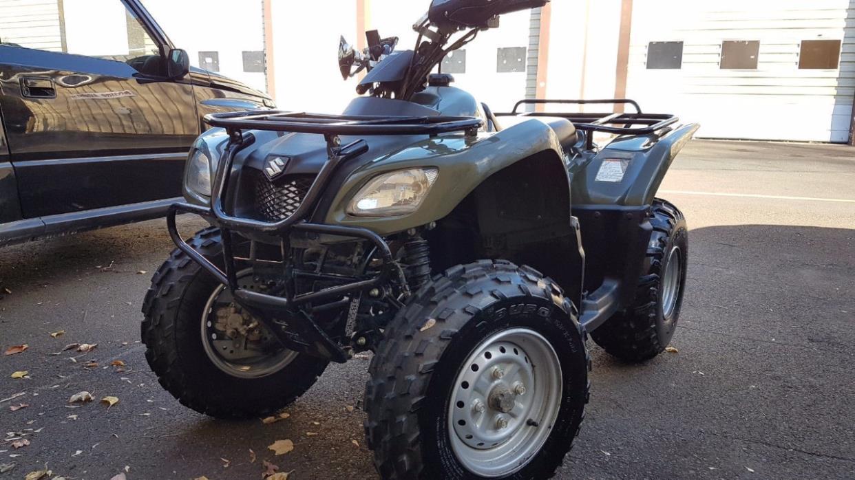 2013 Suzuki OZARK 250