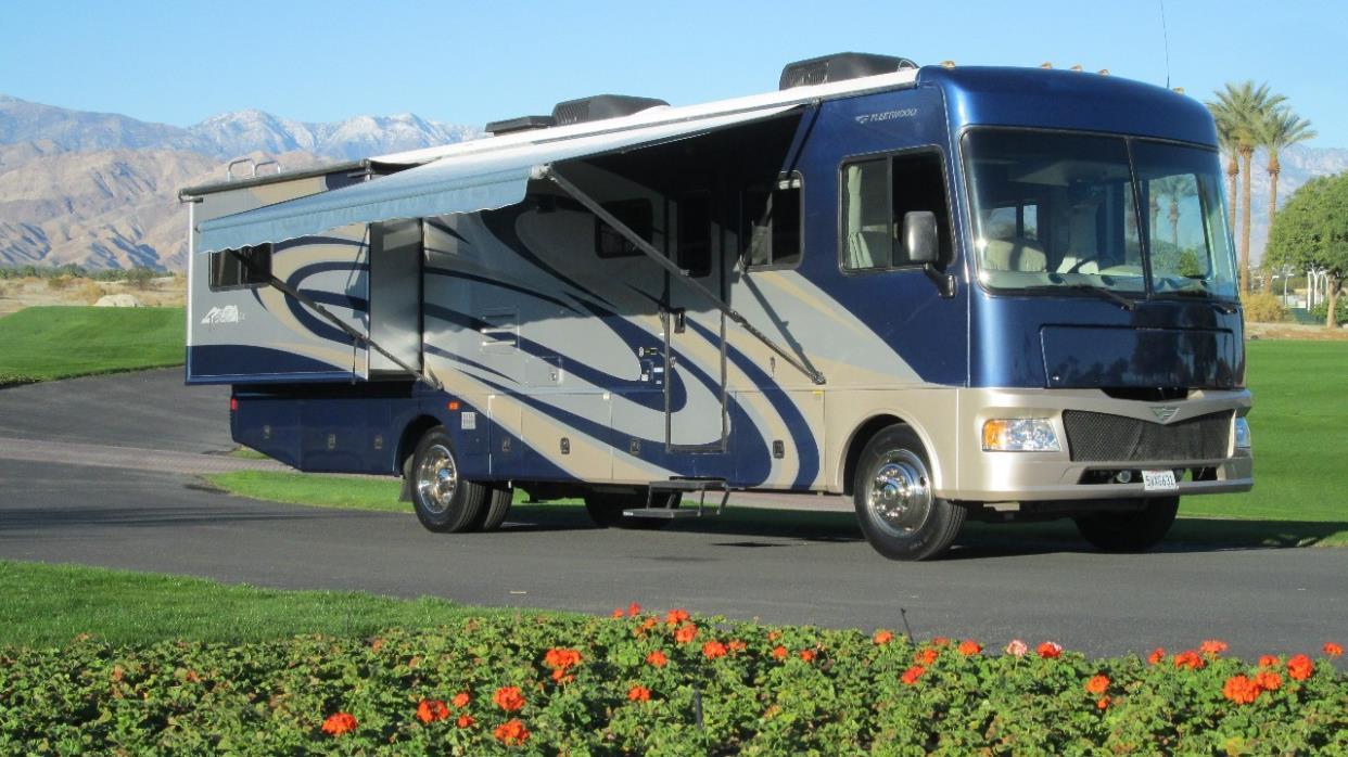 2007 Fleetwood TERRA 34DS