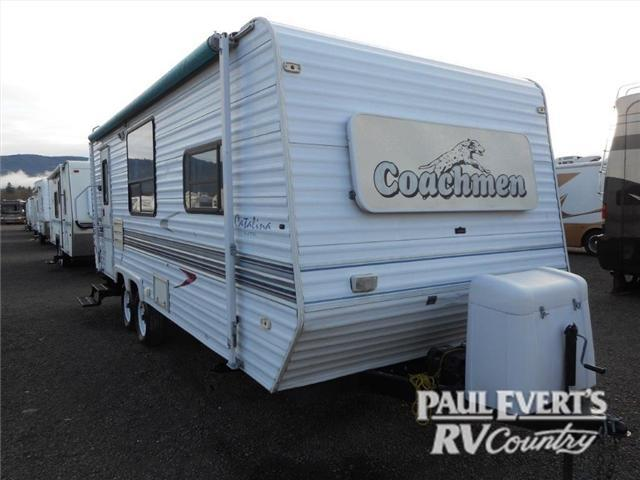 2000 Coachmen Rv Catalina Lite 249QB