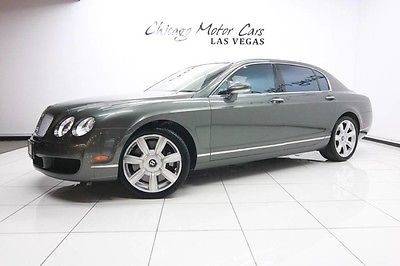 2006 Bentley Continental Flying Spur Flying Spur Sedan 4-Door 2006 Bentley Continental Flying Spur Sedan Electric Solar Panel Roof! Stunning!!