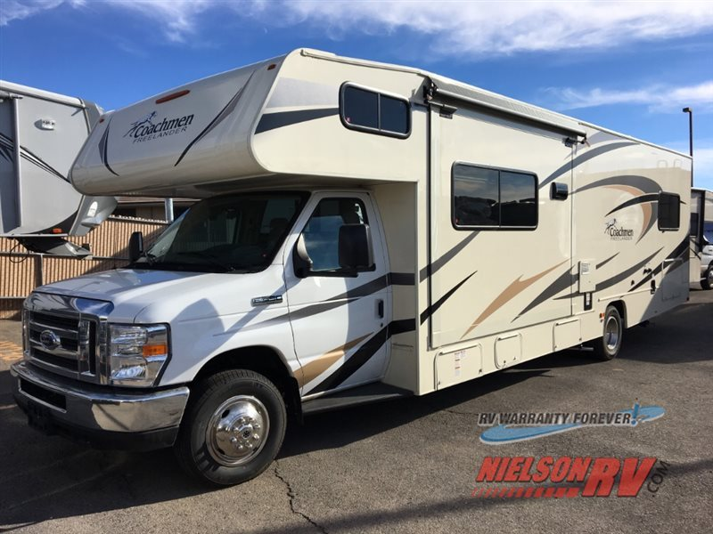 2017 Coachmen Rv Freelander 31BH Ford 450