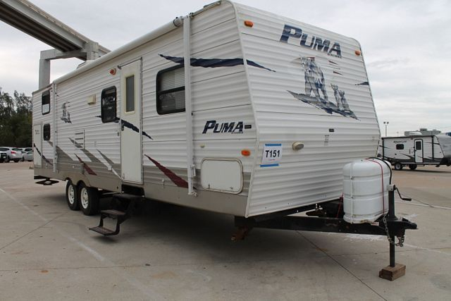 2008 Palomino Puma 30DBSS