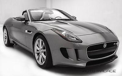 2015 Jaguar F-Type V6 S 2015 Jaguar F-TYPE