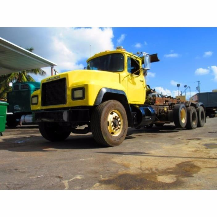 2002 Mack R688s  Cab Chassis