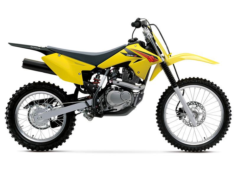 2016 Suzuki DR-Z125L