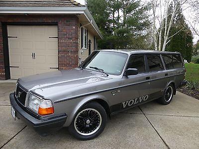 1993 Volvo 240 Base Wagon 4-Door 1993 Volvo 240 Base Wagon 4-Door 2.3L