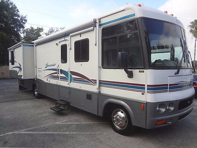 2000 CLEAN ITASCA SUNCRUISER 35 FT~2 SLIDE OUTS~1 OF THE NICEST AROUND~100 PIC