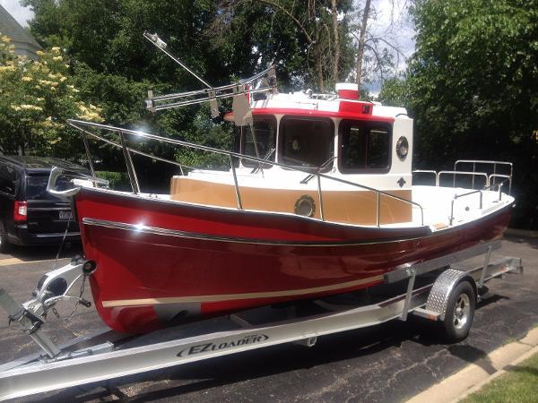 Ranger Tugs 21 Ec Boats for sale